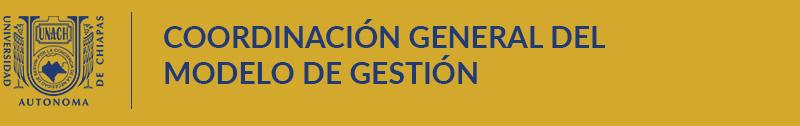 Coordinación General del Modelo de Gestión